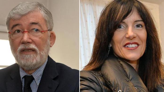Sergio Cofferati e Raffaella Paita lo scontro interno al Pd ha dato la vittoria a Toti