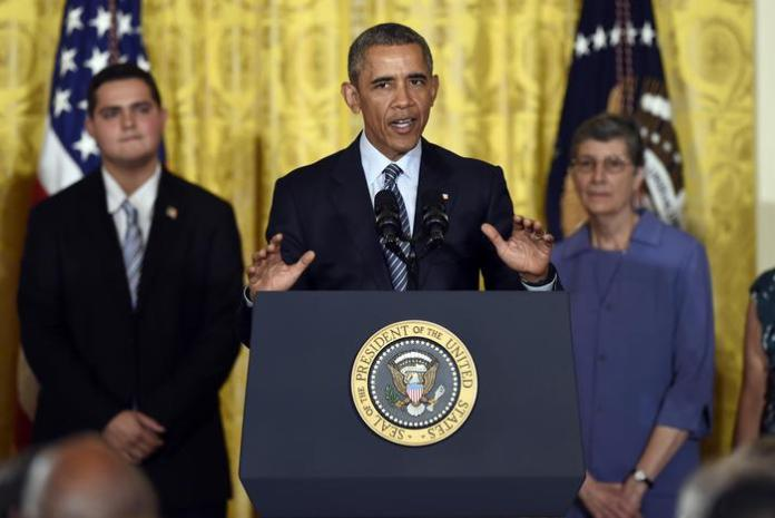 """Il Presidente Barack Obama annuncia il piano per il clima  """"Clean Power Plan"""""""