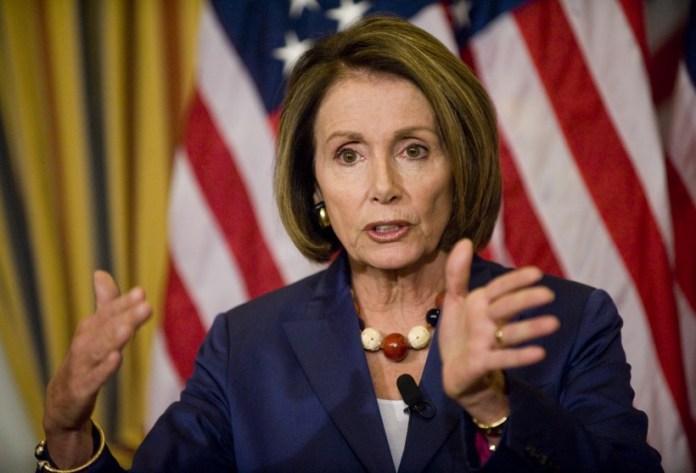 L'ex speaker della camera Usa Nancy Pelosi