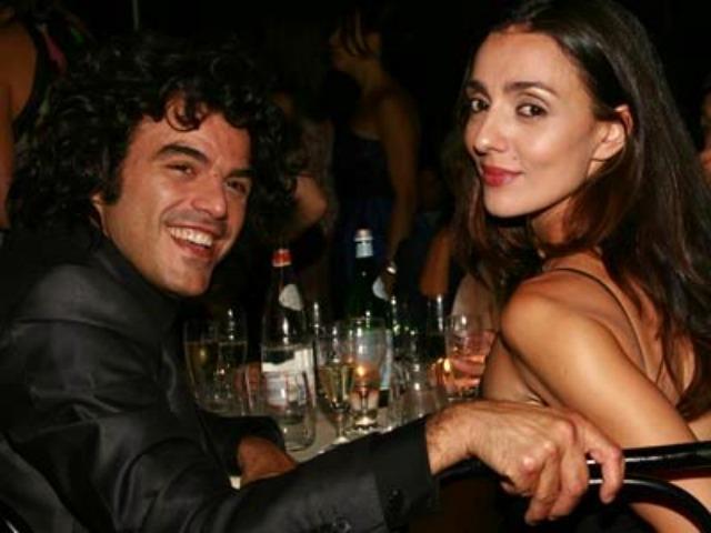 Francesco Renga con Ambra Angiolini