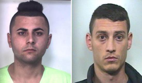 Florin Constantin Grumeza e Leonard Veissel i due romeni arrestati per la rapina-omicidio di Renazzo, Cento (Ferrara)