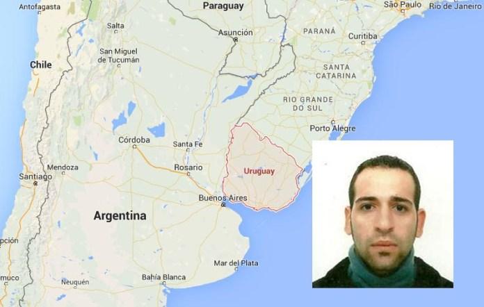 Mario Di Loreto il giovane pescarese scomparso che si ritiene si sia suicidato in Uruguay