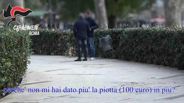Roma, arrestata banda di usurai. Affari per 300mila euro al mese