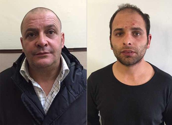 Caserta, estorsione a imprenditore, fermate 2 persone Cipriano Gravante e Sebastiano Pistone