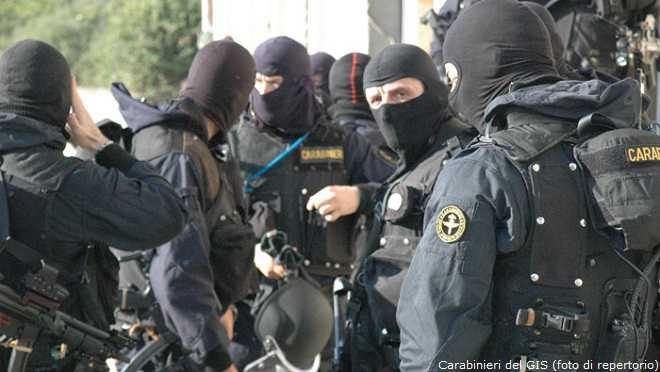 Blitz antimafia a Messina. 13 arresti per 17 omicidi