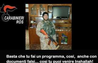 Operazione anti terrorismo Isis daesh