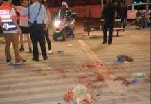 Turista Usa ucciso a Jaffa. Attacco concentrico. Ferite 10 persone