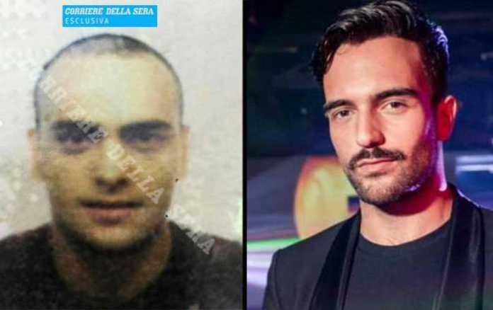 Da sinistra Manuel Foffo e Marco Prato, ritenuti gli assassini di Luca Varani