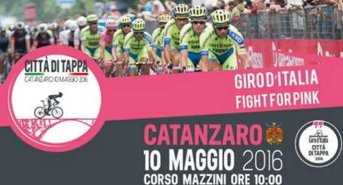 Catanzaro in Rosa, cresce l'attesa per il Giro d'Italia 2016
