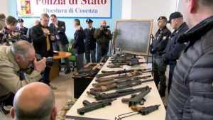 arsenale armi rende