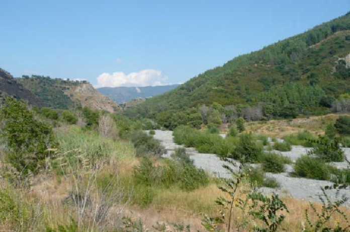 Veleni a Valle dell'Oliva, missione della Commissione ambiente ad Amantea
