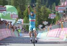 Vincenzo Nibali tappa Agnello Pinerolo Giro d'Italia