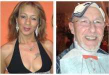 la vittima di Dorno Manuela Preceruti e Roberto Garini