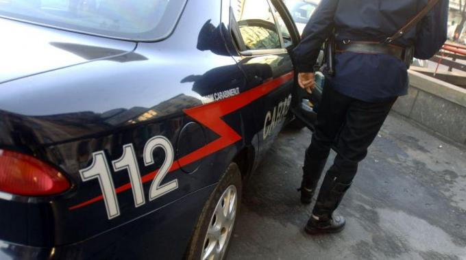 carabinieri arrestano donna a ricadi