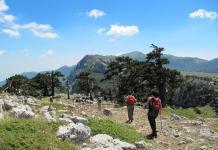 escursionisti trovati sul Pollino
