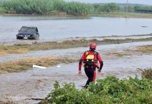 Maltempo a Foggia, muore un uomo trascinato dal fango