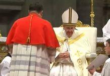 Papa Francesco concistoro nomina cardinali