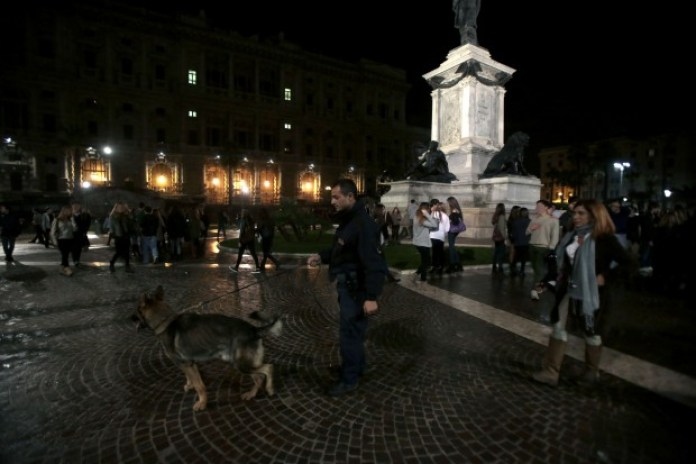 Piazza Cavour a Roma