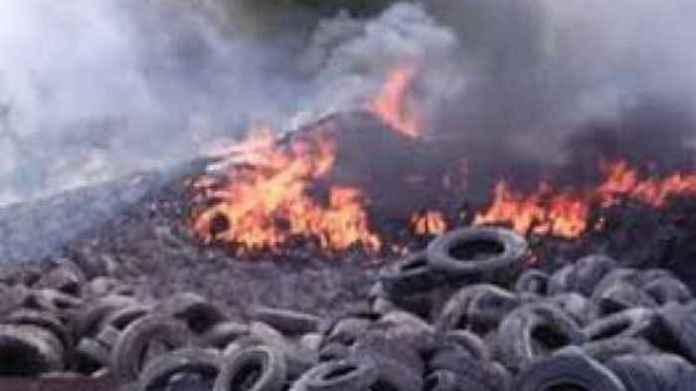 Combustione di rifiuti