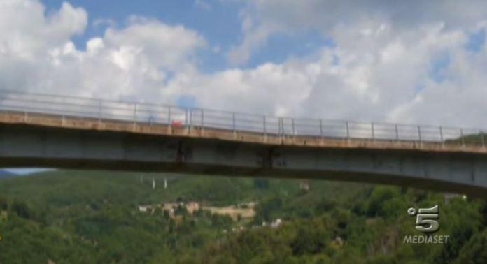 Il viadotto Cannavino