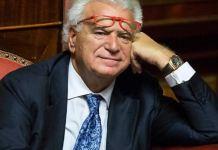 Denis Verdini al Senato