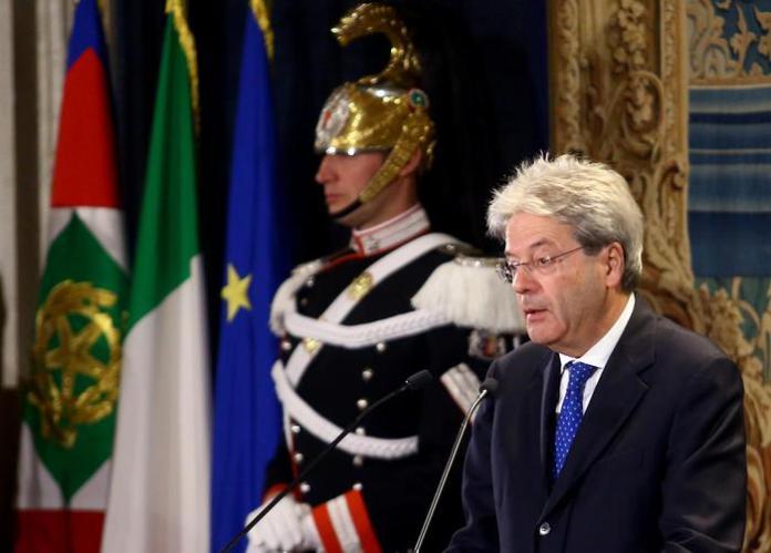 Paolo Gentiloni al Quirinale