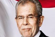 Alexander Van der Bellen è il nuovo presidente dell'Austria