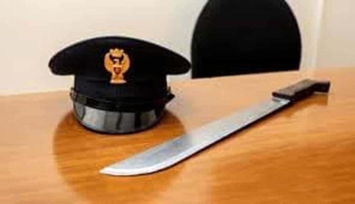 machete polizia