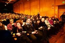 Un momento della celebrazione del Giorno della Memoria alla Casa della Musica