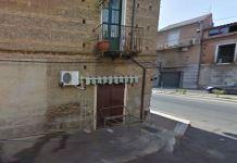 Il luogo dell'omicidio a Lamezia Terme