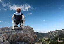 Disabile barriere architettoniche