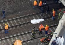 Cadavere sulla ferrovia, stop a treni. Si indaga