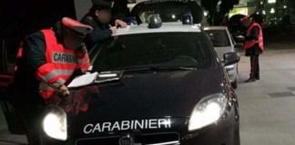 carabinieri di Rende