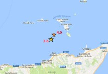 terremoto Eolie Messina