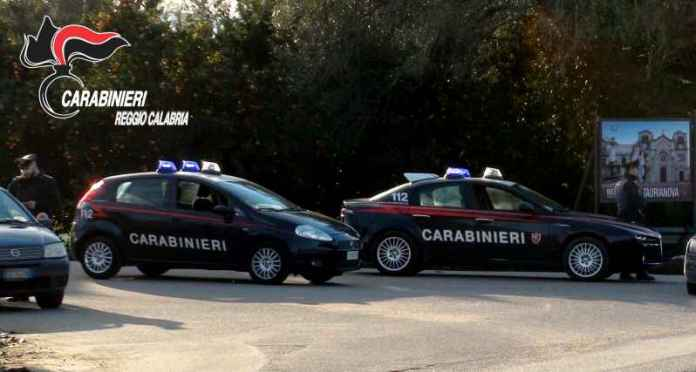 Carabinieri radiomobile Taurianova