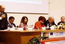 Il ministro Valeria Fedeli a Catanzaro
