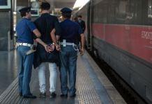 arresto polizia ferroviaria