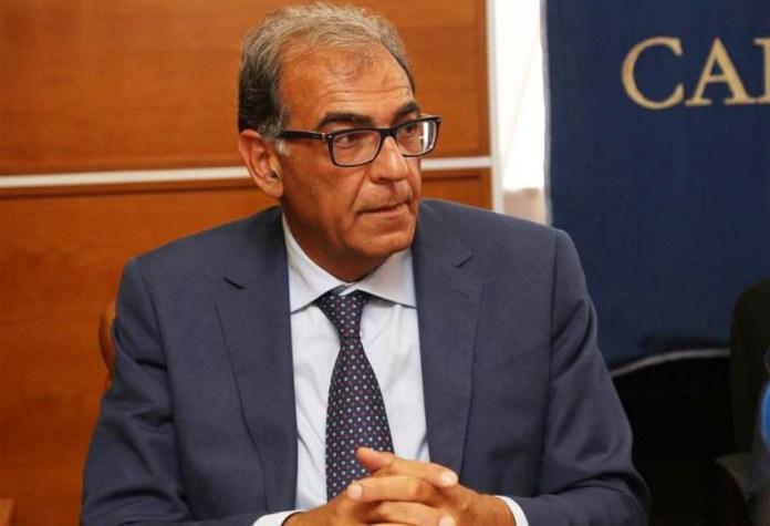 Il Vicepresidente della Regione Calabria, Antonio Viscomi