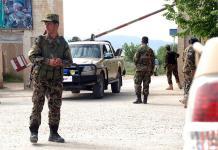 Commando talebano Afghanistan