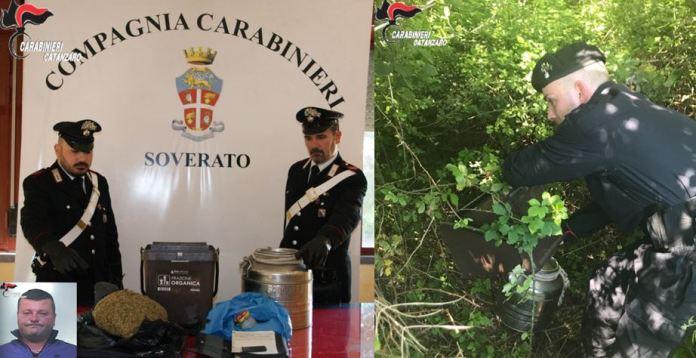 arresto Soverato Giuseppe Corapi