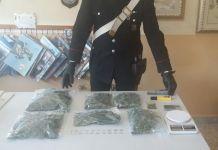 carabinieri droga Cirò Marina