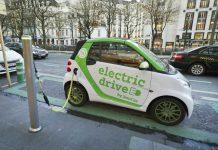A Rende sosta gratuita con l'auto elettrica