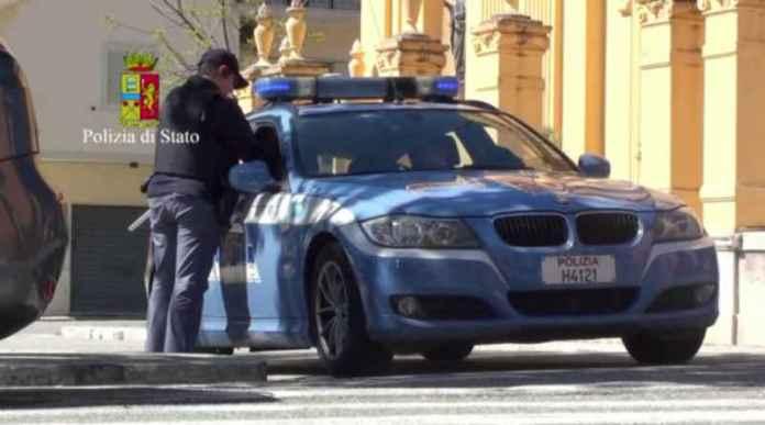 controlli polizia villa