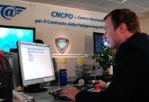 Polizia Postale contrasto pedopornografia