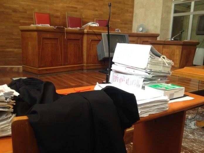 aula tribunale