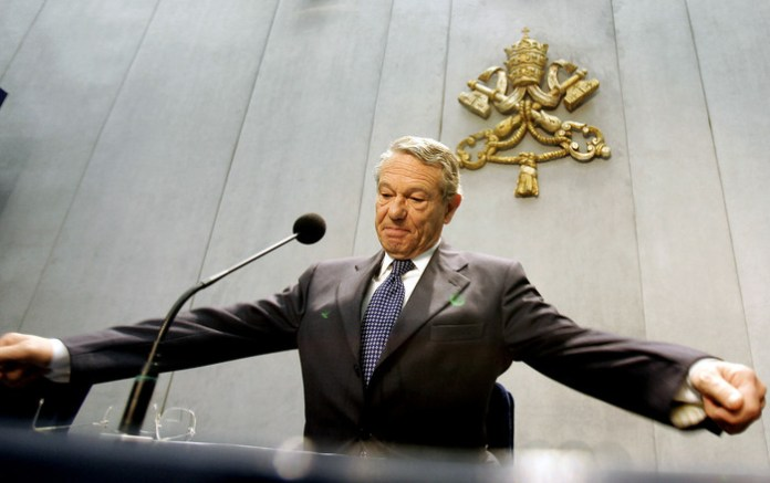 E' morto Joaquin Navarro Valls