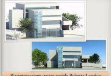 progetto centro sociale Lanzino