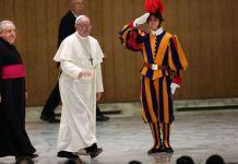 papa guardia svizzera