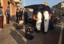 Carabinieri nel palazzo è stata trovata morta Joelle Maria Giovanna Demontis,