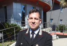 Il Tenente Fabrizio Ricciardi